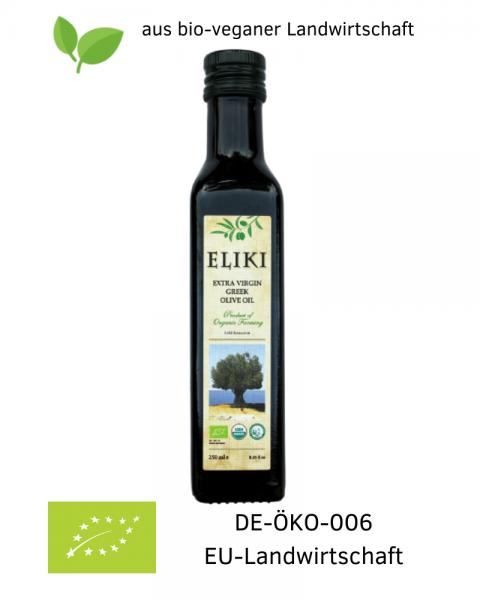Bio-Olivenöl von bio-veganen Höfen aus Griechenland kaufen
