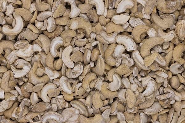 Cashewkerne Bruch Premium Rohkost-Qualität 1 kg kaufen, vegane Agroforstwirtschaft, Brasilien