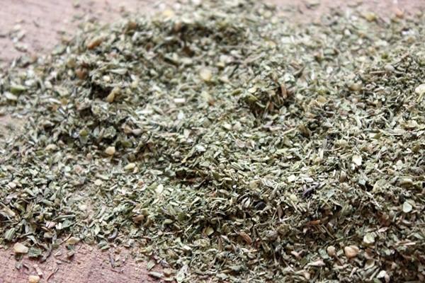 Bio Salatgewürz 100 g, getrocknet, Gewürzmischung / Kräuter für Salat Großpackung