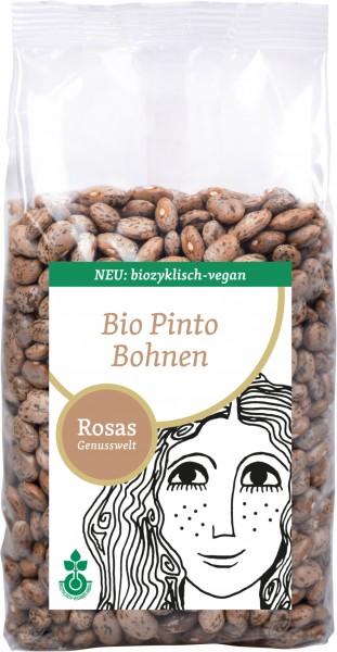 BIO Pinto Bohnen trocken biozyklisch-vegan 500g